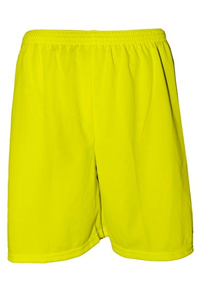 d5d3ae2466 Calção de Futebol Amarelo - Coletes para Futebol