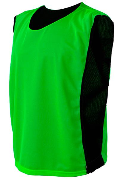 Colete Dupla Face Dry Verde Limão com Preto - Coletes para Futebol 3fa4bd2f1d2f9