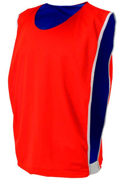 e04bf201be64f Colete Dupla Face Dry Vermelho com Azul Royal - Coletes para Futebol ...