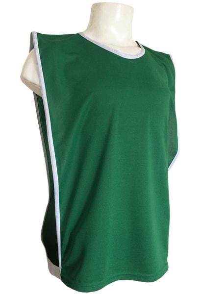 5b070991a0 Colete para Futebol Poliéster Dry Verde - Coletes para Futebol