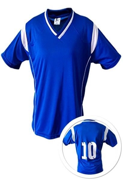 Camisas de Futebol Feminina Modelo Ferrara- Coletes para Futebol f31e2e6163785