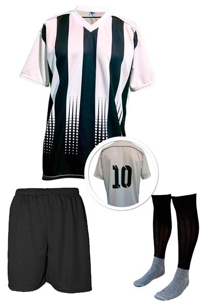 Kits de Uniformes de Futebol Completo - Orçamentos 011 94004-7080 7a9ffd459e3cc