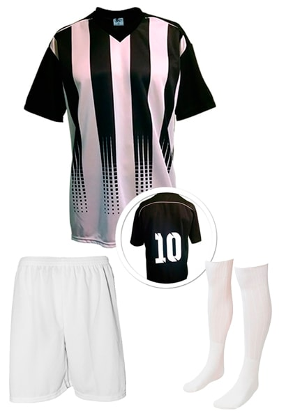 Kits de Uniformes de Futebol Completo - Orçamentos 011 94004-7080 f47cabd76d95f