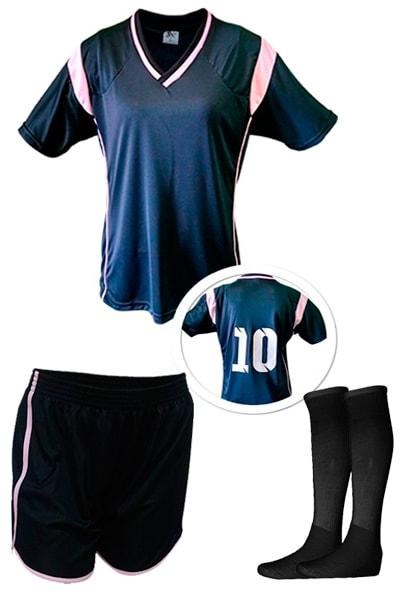 70a0075dee Calção de Futebol Lottus Marinho Vermelho - Coletes para Futebol